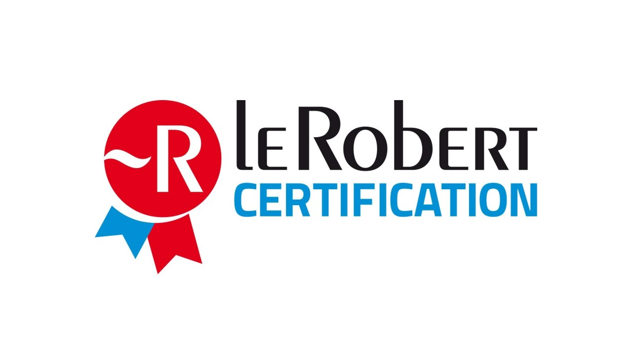 LogoCertificationLeRobert